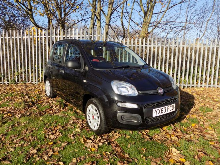 Fiat Panda 1.2 Easy 5dr Hatchback Petrol Crossover Black