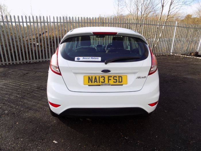 Ford Fiesta 1.25 82 Style 3dr Hatchback Petrol White